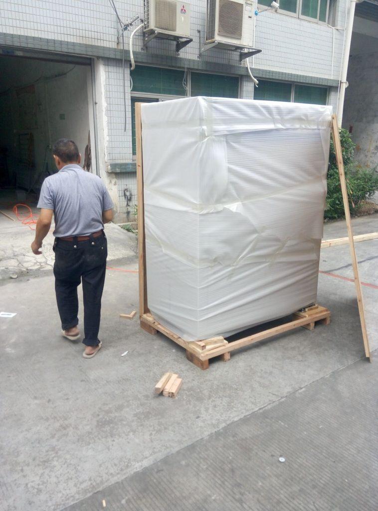 UV-B紫外线耐候试验箱打包