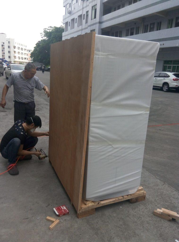 UV-B紫外线耐候试验箱木箱